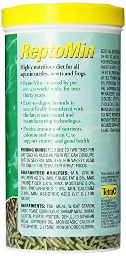 046798162551 - Tetra ReptoMin Sticks Reptile Food, 10.59-Ounce carousel main 3