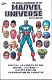 img - for Essential Official Handbook of the Marvel Universe - Master Edition Volume 1 book / textbook / text book