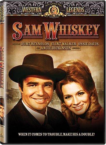Sam Whiskey by MGM (Video & DVD) Sam Whiskey