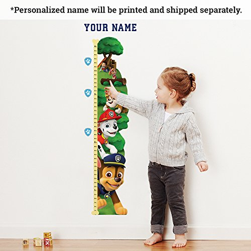 growth chart personalized - 6