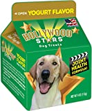 Hollywood Stars Yogurt Flavor Dog Treats Joint Health Formula Made In USA For Sale