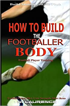 How to Build the Footballer Body: Football Player Training, Build Stamina on the Pitch, Football Player, Short rests, Core strength, Football Player ... Mass Building Protein Snacks (Rugby Player)