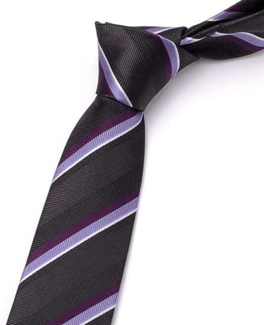YXN Corbatas de Seda/Corbata de Etiqueta empresarial/Traje Formal ...