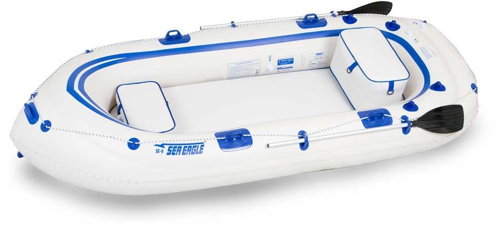 Sea Eagle SE9 11-Foot Motormount Inflatable Boat