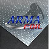 """ARMA Foil, Radiant Barrier, High Strength 25.5"""" wide, 500sf Perforated"""