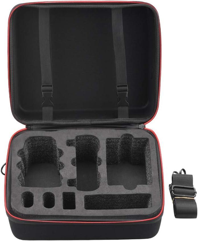 Taoric PU Waterproof Storage case Portable Suitcase for DJI Mavic Mini Drone PU Storage case-2