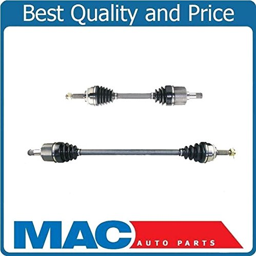 - Mac Auto Parts 152065 Brand New Front Left & Right CV Axle Assembly For 00-05 Mitsubishi Eclipse 2.4L 4 Clylinder