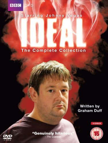 - Ideal - Complete Collection - 13-DVD Box Set [ NON-USA FORMAT, PAL, Reg.2.4 Import - United Kingdom ]