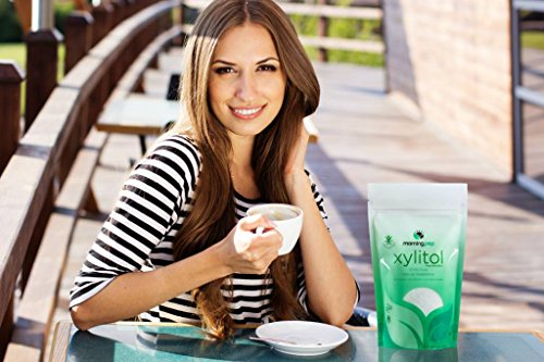 Morning Pep Pure Birch Xylitol (Keto Diet Friendly) Sweetener 1 LB (Not From Corn) NON GMO - KOSHER - GLUTEN FREE - PRODUCT OF USA. 16 OZ by Morning Pep (Image #4)