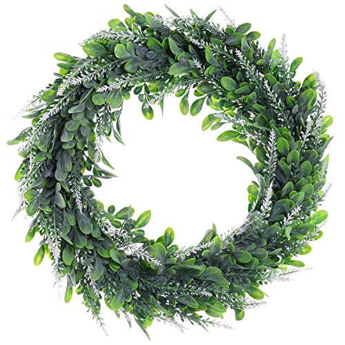 Lavender Eucalyptus Wreath,15