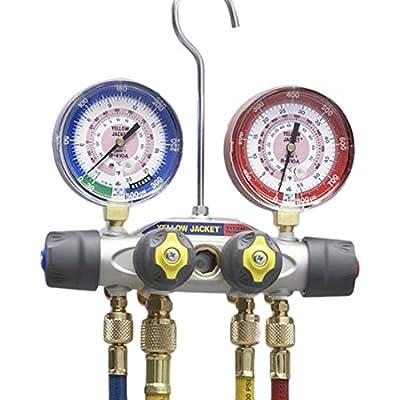 Ritchie/Yellow Jacket 49967 - 4-V R410A/404A/22 HAV-60: Industrial & Scientific