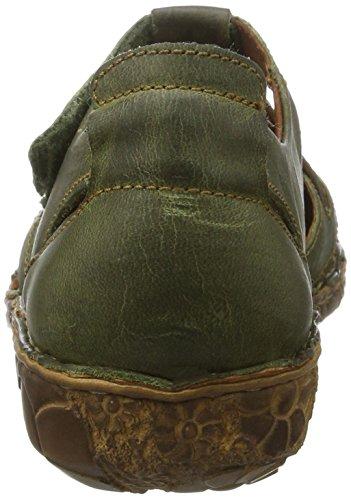 Josef Seibel Damer Pinklie 21 Lukkede Sandaler Grøn (oliven) 6jabdafc