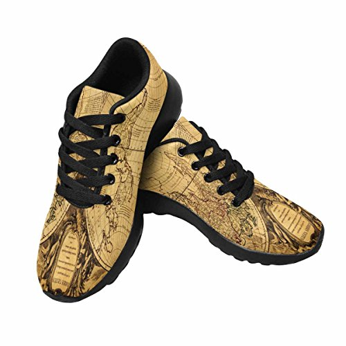 Scarpe Da Corsa Da Trail Running Donna Da Jogging Leggero Scarpe Da Ginnastica Sportive Da Passeggio Del Mondo 1752 Multi 1