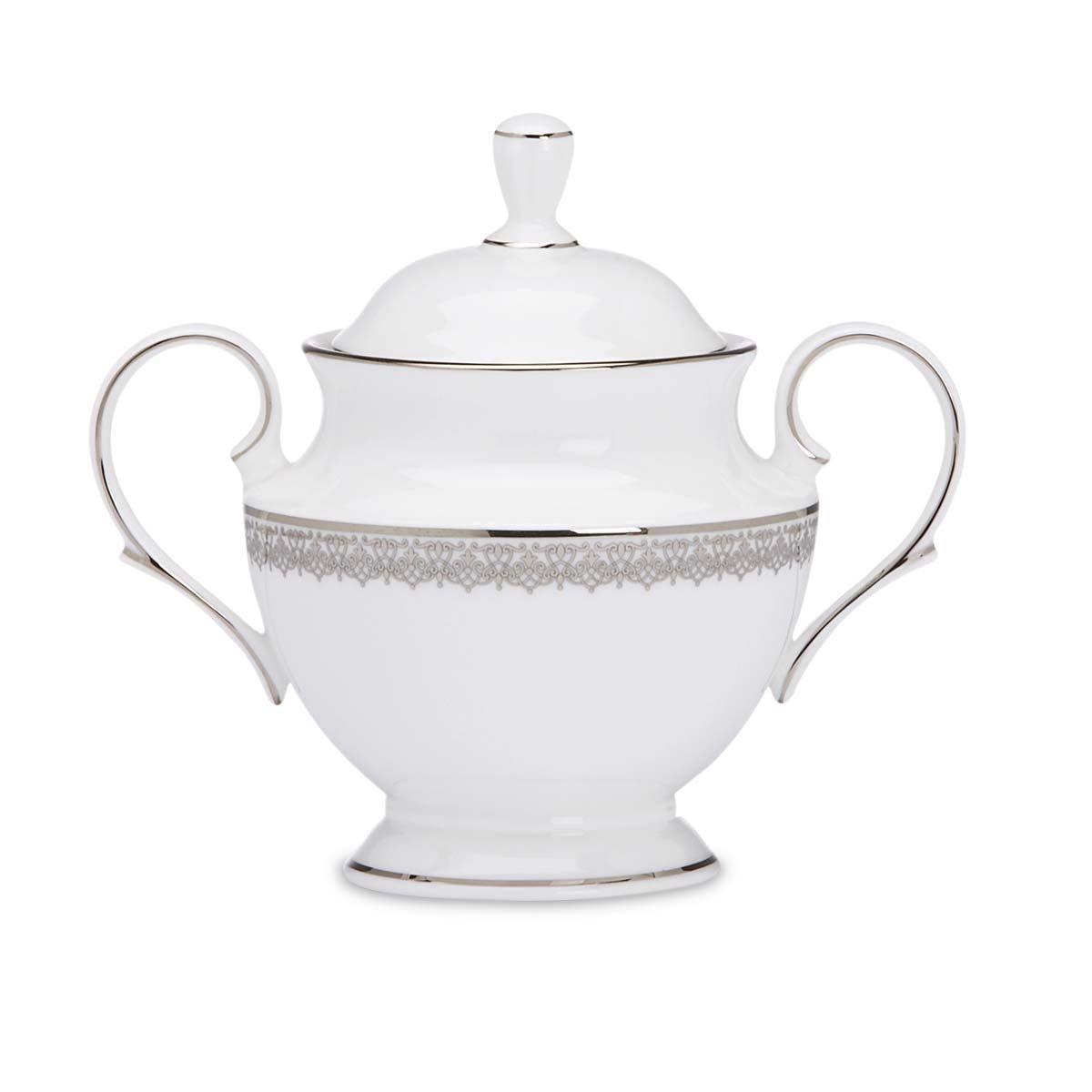 Lenox Lace Couture Sugar Bowl