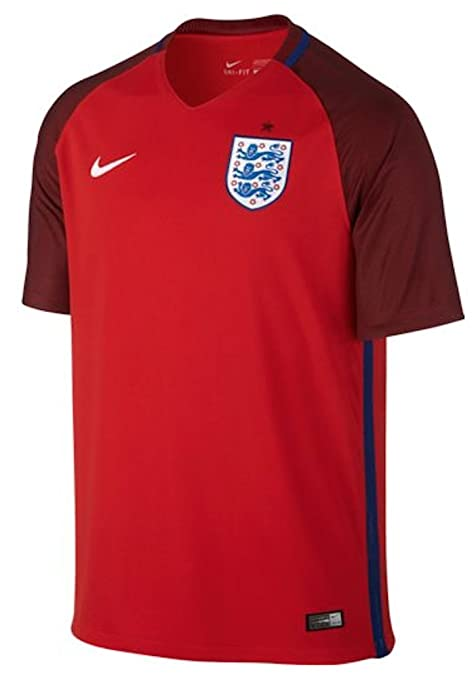 4727828ed23 Image Unavailable. Image not available for. Color  Nike Kid s England Away  Stadium Soccer Jersey ...