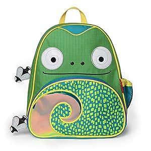Skip Hop Zoo Pack Little Kids Backpack, Cody Chameleon