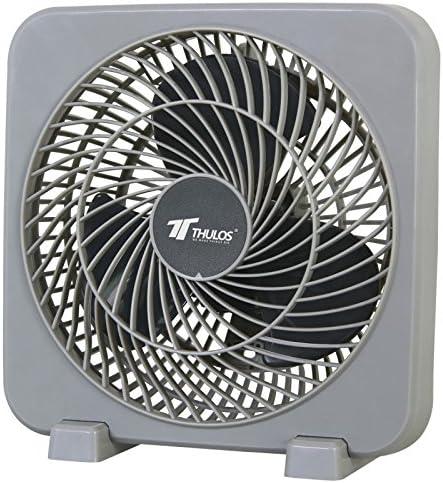 Ventilador Blanco Cuadrado Portatil: Amazon.es: Hogar