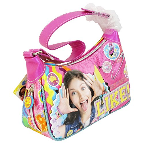 Disney Soy Luna Smile Borsa da da Bambina Piccola a Spalla