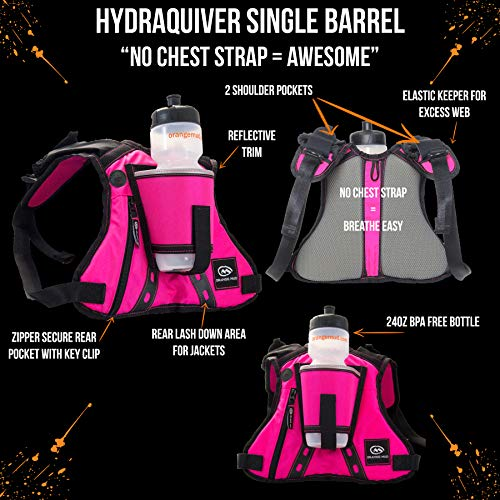 M Orange Mud HydraQuiver Pink