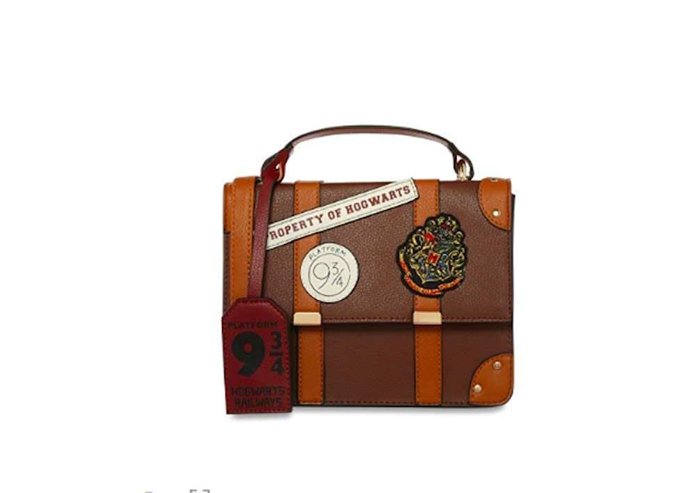 Primark Ladies Girls HARRY POTTER HOGWARTS BAG SATCHEL GYM TRAVEL PURSE   Amazon.co.uk  Shoes   Bags 6aece937bdf6f