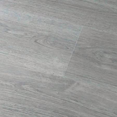 Ftw Click 100 Waterproof Vinyl Planks Brushed Grey Oak Wood Effect