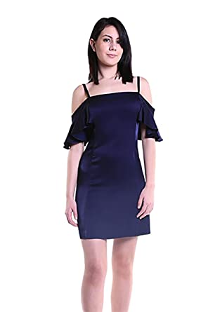 f6c3e435a4 Drew Janet Dress in Navy (Extra Small) at Amazon Women s Clothing store