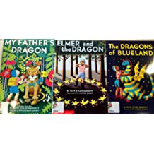 Amazon ruth stiles gannett books biography blog audiobooks my fathers dragon series set of three books my fathers dragon elmer and the dragon and the dragons of blueland my fathers dragon fandeluxe Image collections
