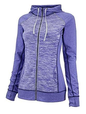 Shape Women's S Seam Tru Hood X Large Spectrum Blue