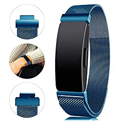 Find-MyWay Compatible with Fitbit Inspire HR Bands/Inspire Band, Inspire Wristband for Women Men Small Large Bracelet Strap Accessories Compatible with Fitbit Inspire Fitness Tracker