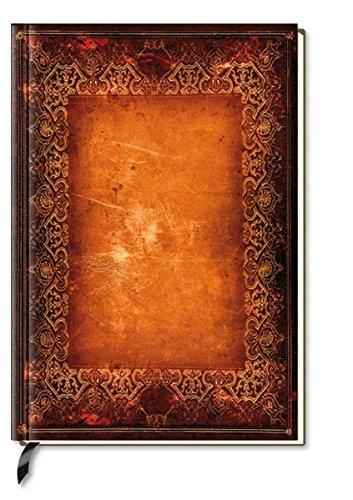 Notizbuch - liniert - Antique Book