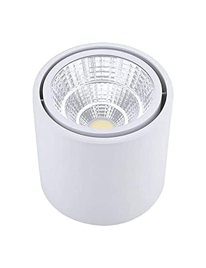 Bombillas LED Downlight 5W 7W 10W 15W 20W Ángulo Rotable Foco Empotrable - luz fría 6500K