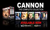 Buy Cannon: The Complete Collection (122 Episodes Plus 2 TV Movies:& Pilot And Return Of Frank Cannon)