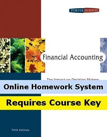 online homework system