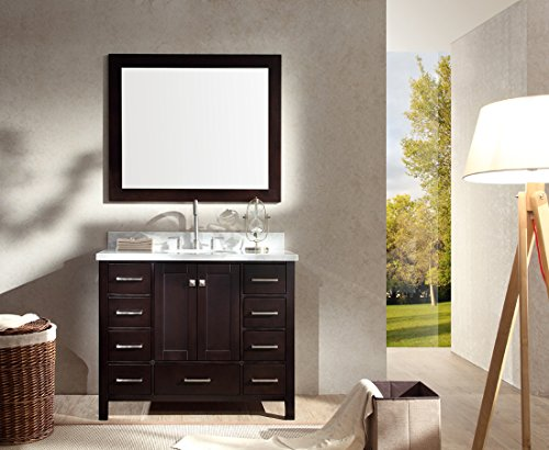 Ariel Cambridge A043S Esp Bathroom Countertop Overview
