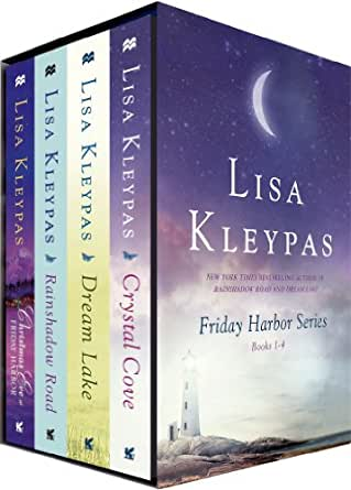 Friday Harbor Series Books 1-4: Christmas Eve at Friday Harbor ...