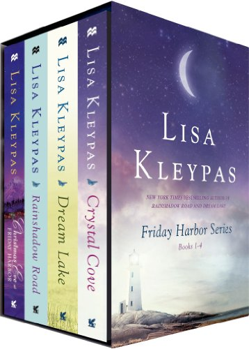 Friday Harbor Series Books 1-4: Christmas Eve at Friday Harbor, Rainshadow Road, Dream Lake, and Crystal Cove