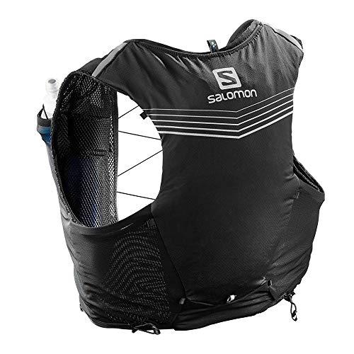 Salomon ADV Skin 5L Set Hydration Vest Black, M by Salomon (Image #1)