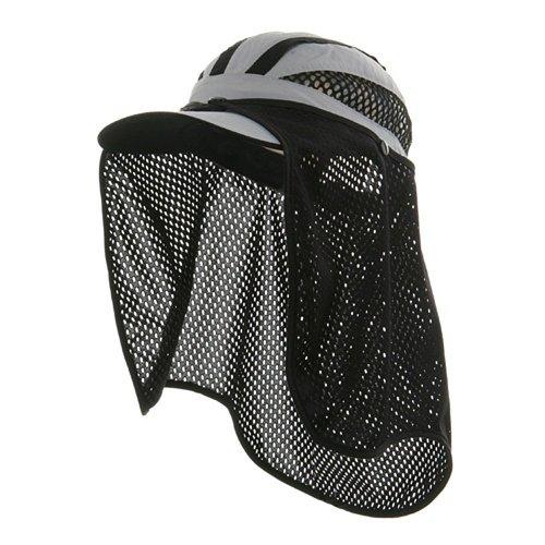 Talson UV Flap Cap - Grey
