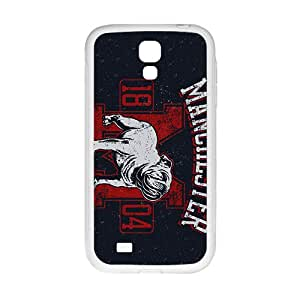 SKULL Manchester Bulldogs Custom Protective Hard Phone Cae For Samsung Galaxy S 4