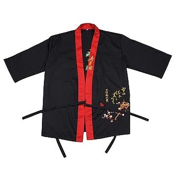 La cocina de Chef de Sushi japonés profesional chaqueta ropa ...
