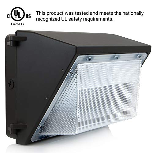 Hyperselect Led 100w Wall Pack Light