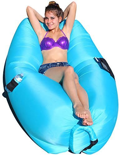 Inflatable Outdoor Lounger - $...