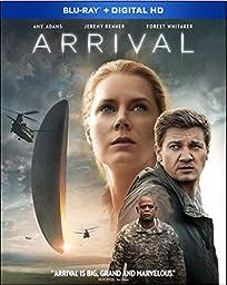 Arrival [BD/Digital HD Combo ] [Blu-ray]