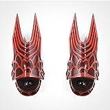 Mtxc Onimusha 3 Cosplay Akechi Samanosuke Armguard red