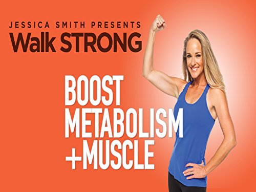 Walk STRONG: Boost Metabolism + Muscle