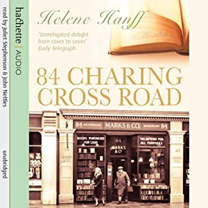 84 Charing Cross Road Hörbuch