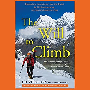 The Will to Climb Audiobook