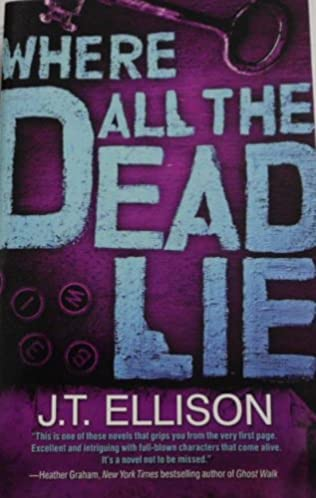 book cover of Where All the Dead Lie