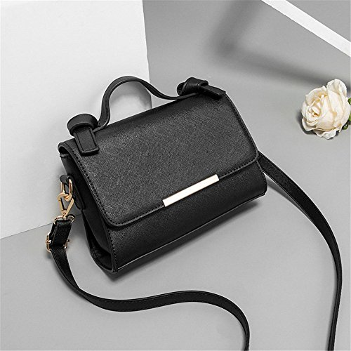 Handbag Woman Handbag Single Slant Ladies' Bag Bag Ladies' Black Shoulder r00q5w