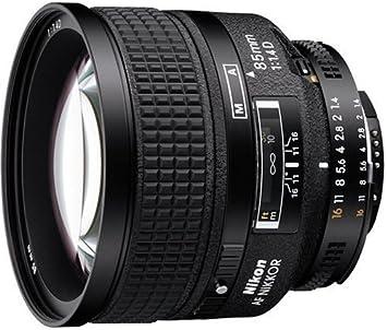 Review Nikon 85mm f1.4D AF